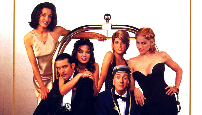 """Quentin Tarantino\'s """"Four Rooms: The Man From Hollywood"""" (1995 ..."""