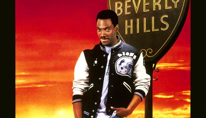 Tony Scott S Beverly Hills Cop 2 1987 The Directors Series