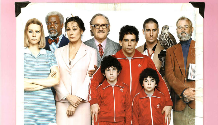"Wes Anderson's ""The Royal Tenenbaums"" (2001) – THE DIRECTORS SERIES"