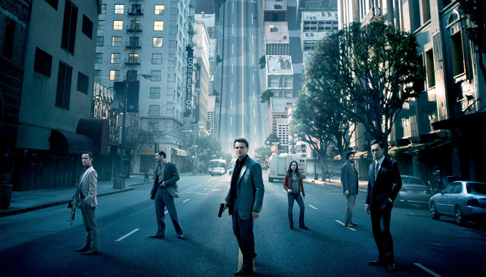 "Christopher Nolan's ""Inception"" (2010) – THE DIRECTORS SERIES"