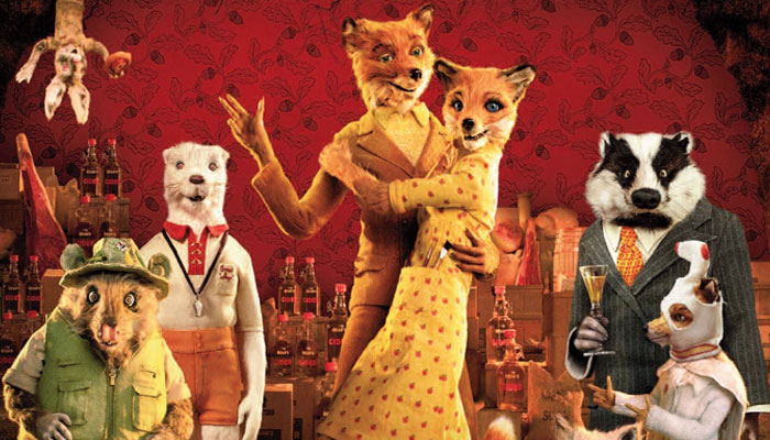 Wes Anderson S Fantastic Mr Fox 2009 The Directors Series