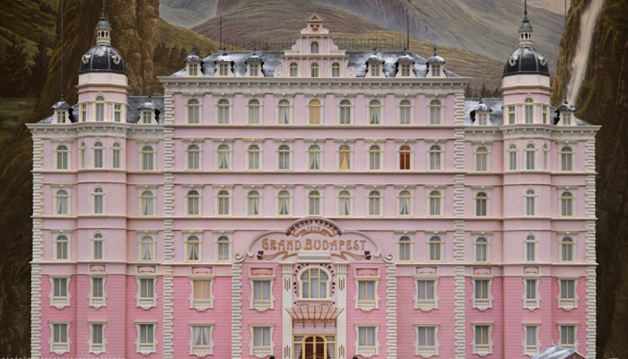 Wes Anderson S The Grand Budapest Hotel 2014 The Directors Series