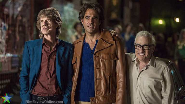 Vinyl - Mick Jagger with Bobby Cannavale and Martin Scorsese